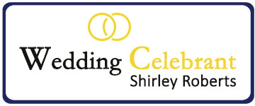 Shirley Roberts Wedding Celebrant